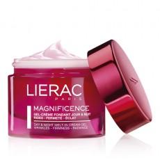 Косметика Lierac - линия Magnificence - против старения кожи, крем от морщин, косметика anti-age