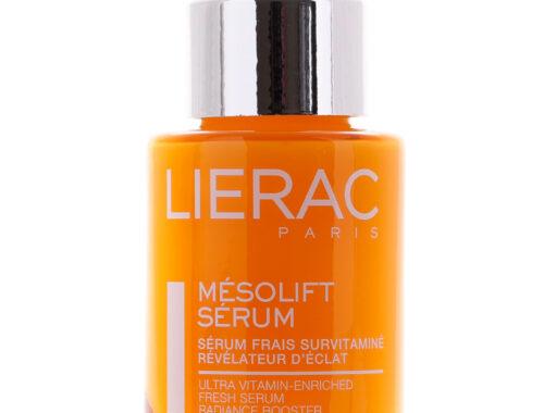Lierac Mesolift энергия, сияние, тонус кожи, сыворотка мезолифт