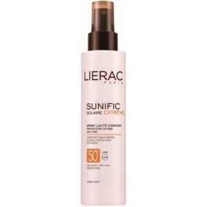 Косметика LIERAC - защита от солнца SUNIFIC, максимальная защита от солнца, солнцезащитные средства, солнцезащитные фильтры