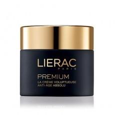 Косметика Lierac - средства anti-age линии PREMIUM, крем от морщин, косметика против старения кожи