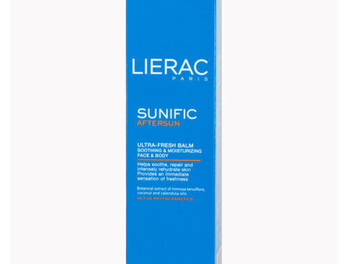 Lierac SUNIFIC восстановление кожи после загара, бальзам после солнца