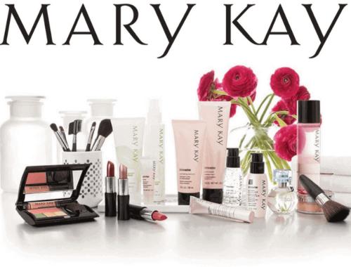 Косметика Mary Kay - история марки
