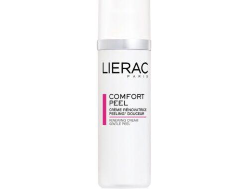 Lierac COMFORT PEEL кислоты в домашнем уходе
