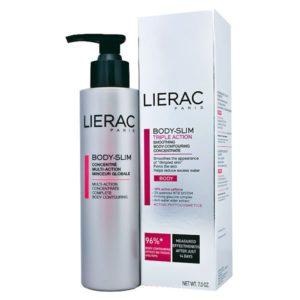 Косметика Lierac - уход за кожей тела, косметика против целлюлита, как избавиться от целлюлита, уход за кожей тела