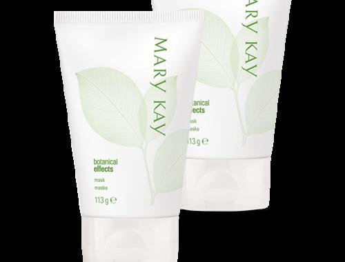 Маски Botanical Effects Mary Kay, маски для сухой кожи лица, маски для жирной кожи лица