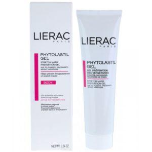 Косметика Lierac - линия Phytolastil, косметика против растяжек, лечение стрий, косметика для беременных