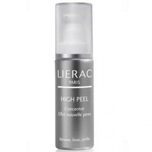 Косметика Lierac - линия COMFORT PEEL, химический пилинг, активная сыворотка, обновление кожи