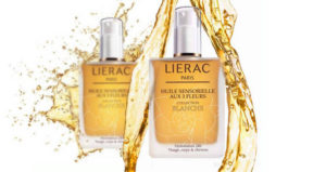 Косметика Lierac - уход за кожей тела - SENSORIELLE, масло для кожи тела,
