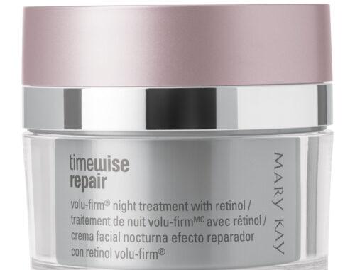 Ночной крем с ретинолом TimeWise Repair Volu-Firm, ночной крем от морщин