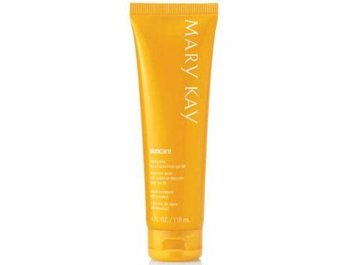 Защита от солнца Mary Kay, солнцезащитный крем