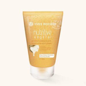 Косметика Yves Rocher - очищение Nutritive Vegetal, очищающие средства, уход за сухой кожей лица