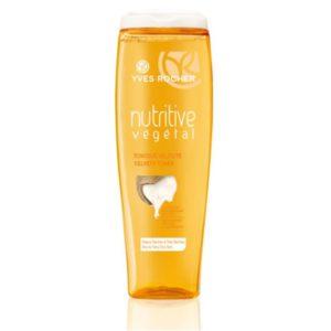 Косметика Yves Rocher - очищение Nutritive Vegetal, очищающие средства, уход за сухой кожей лица, тоник