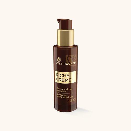 Косметика Yves Rocher - уход anti-age, крем от морщин, антивозрастной уход, омолаживающий крем, уход против старения кожи