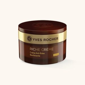 Riche Creme Yves Rocher - питание и регенерация кожи лица, программа благотворного питания кожи лица и глаз, благотворный дневной крем, уход за сухой кожей, уход за кожей лица зимой