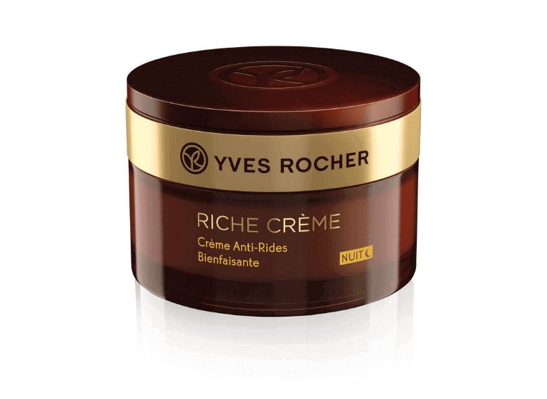 Косметика Yves Rocher - уход anti-age, крем от морщин