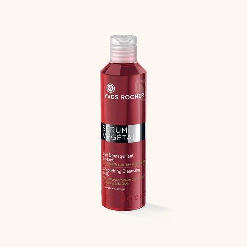 Косметика Yves Rocher Serum Vegetal для упругости кожи лица, уход за зрелой кожей, косметика от морщин, очищающие средства