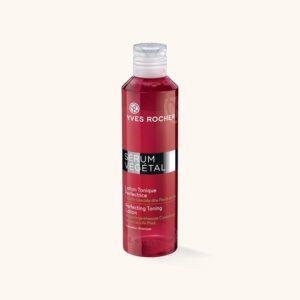 Yves Rocher - Serum Vegetal для упругости кожи лица, уход за зрелой кожей, против старения кожи, косметика от морщин, тоник