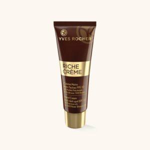 Riche Creme Yves Rocher - уход за кожей рук и тела, против пигментации, крем для рук, крем для тела