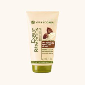 Yves Rocher - питание и восстановление для кожи тела, уход за кожей тела, питательный крем для тела, увлажнение кожи тела, уход за сухой кожей тела