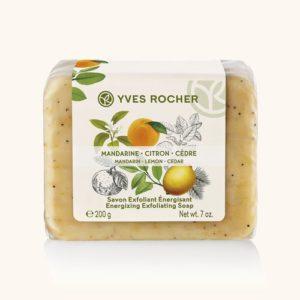 Уход за кожей тела от Yves Rocher - гоммажи, уход за кожей тела, пилинг для тела
