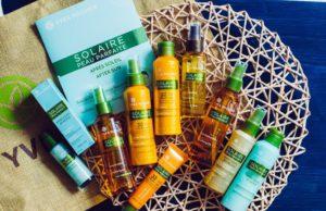 """""""Идеальный загар"""" от компании Yves Rocher, как получить идеальный загар, как подготовить кожу к загару, как восстановить кожу после солнца"""