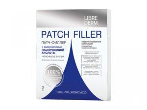 LIBREDERM - альгинатная маска, патчи-филлеры, гиалуроновая кислота, увлажнение кожи, интенсивный уход за кожей лица