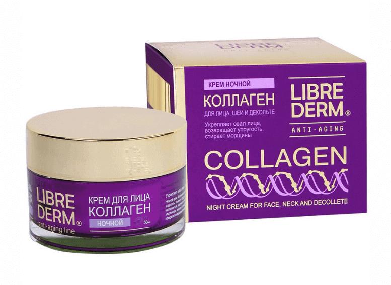 Librederm коллаген против старения кожи