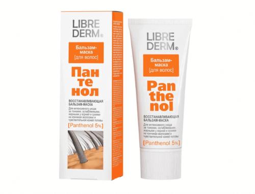 Librederm Пантенол маска для волос и гиалуроновый спрей с пантенолом