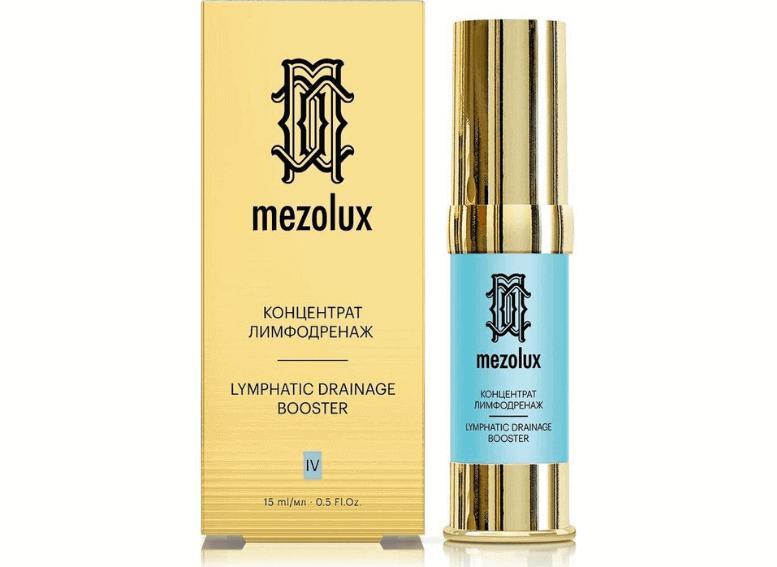 Librederm Mezolux Anti-Age концентраты дренаж и детокс
