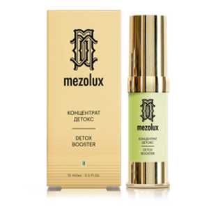 LIBREDERM - MEZOLUX - концентраты (2), космецевтика, активные сыворотки, детокс кожи