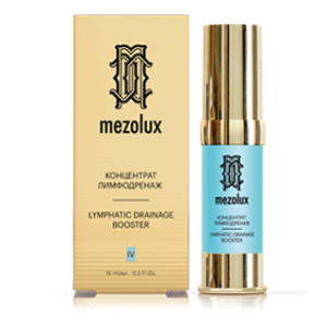 LIBREDERM - MEZOLUX - концентраты, активные сыворотки, космецевтика, от отеков на лице, от мешков под глазами