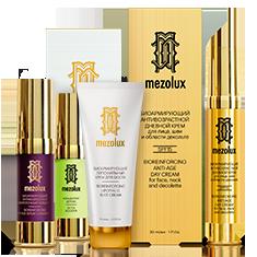 Косметика Librederm Mezolux® против старения кожи, косметика против старения кожи, космецевтика, средства anti-age