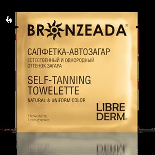 Косметика Librederm Bronzeada для автозагара, средства для автозагара, безопасный загар
