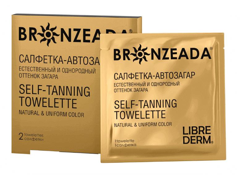 Librederm Bronzeada для автозагара