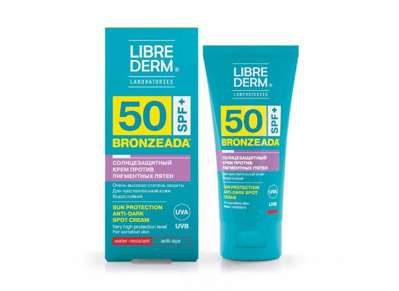 Librederm Bronzeada против пигментных пятен