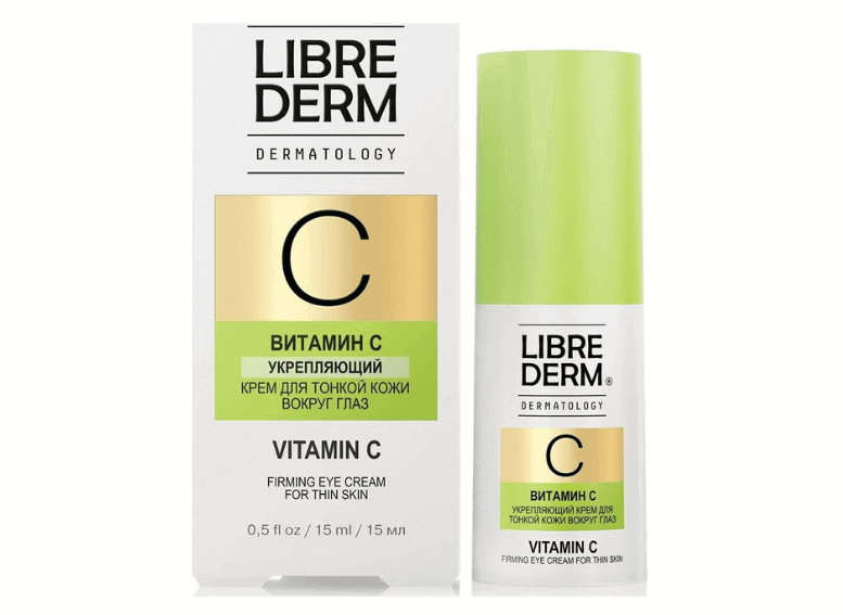Librederm Dermatology витамин С против старения кожи