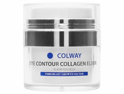 Косметика Colway - эликсир под глаза, уход за кожей вокруг глаз, крем от морщин вокруг глаз