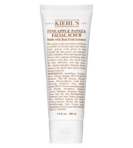 Косметика Kiehl's - пилинги, эксфолиация, отшелушивание, пилинг для жирной кожи, скраб для лица