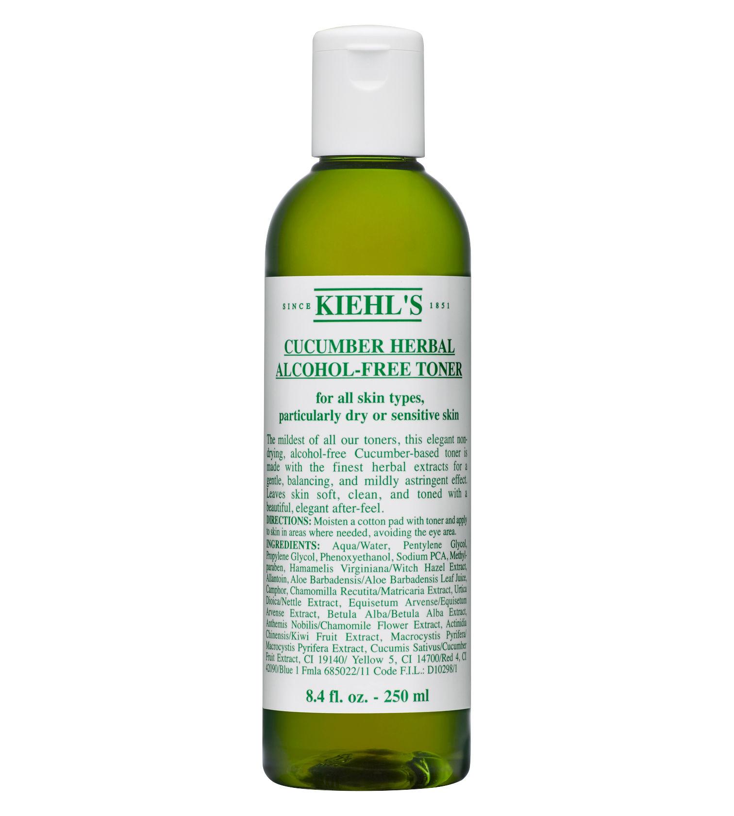 Косметика Kiehl's - тоники для кожи лица, тоник для сухой кожи, тоник для жирной кожи