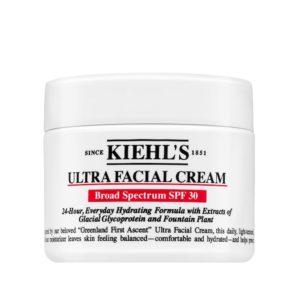 KIEHL'S - ULTRA FACIAL - защита и увлажнение сухой кожи, защита от солнца, солнцезащитный крем, дневной увлажняющий защитный крем