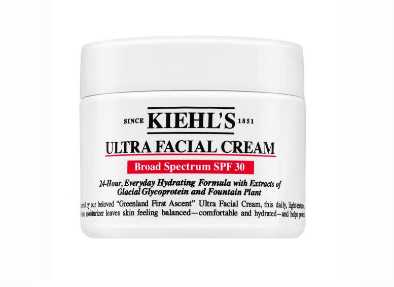 Kiehls Ultra Facial для сухой кожи защита и увлажнение