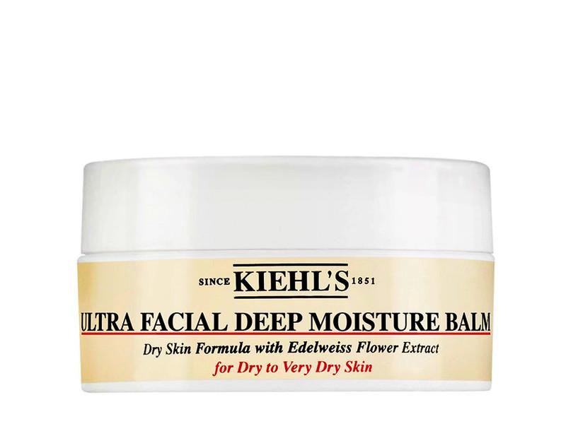 Косметика Kiehl's Ultra Facial защита и увлажнение сухой кожи, увлажнение сузой кожи, бальзам для сухой кожи, уход за сухой кожей лица