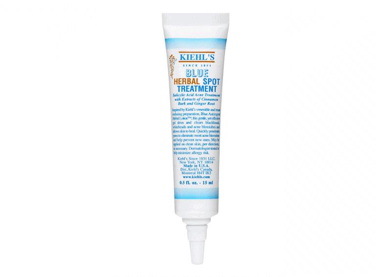 Kiehls Blue Herbal для жирной проблемной кожи