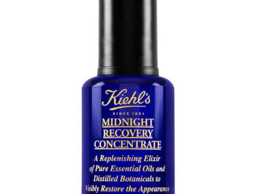 KIEHL'S MIDNIGHT RECOVERY против старения кожи