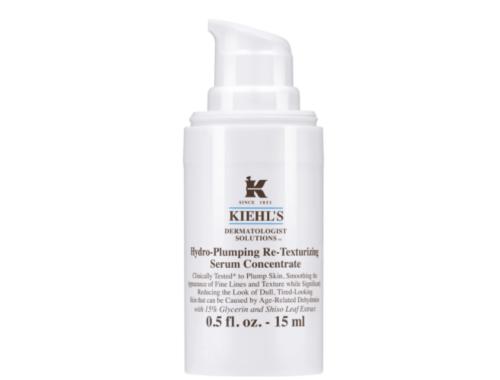 Kiehl's концентрат для увлажнения сухой кожи