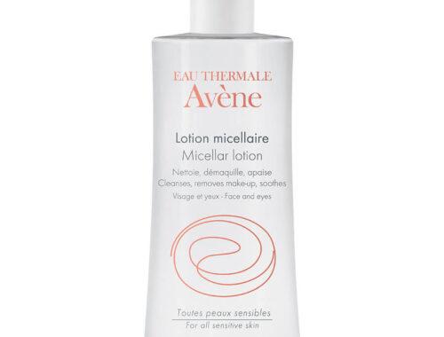 Косметика Avene для снятия макияжа и очищения кожи лица