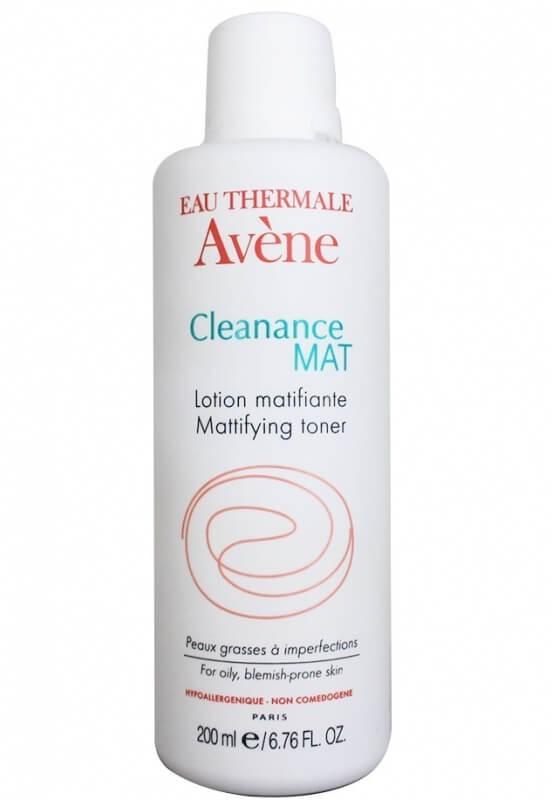 Avene CLEANANCE для жирной кожи матирующий лосьон