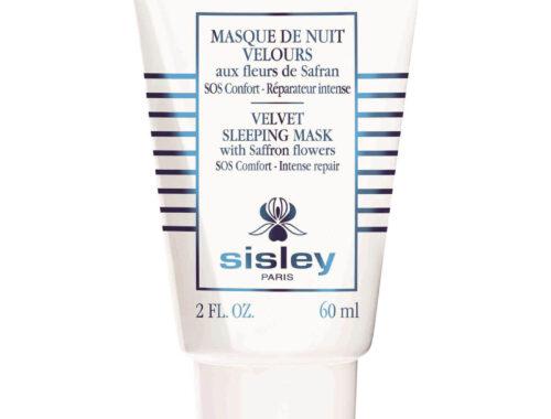 Увлажняющая маска для кожи лица и губ Sisley