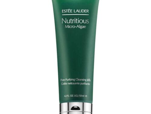 Estee Lauder Nutritious Micro-Algae очищение жирной кожи