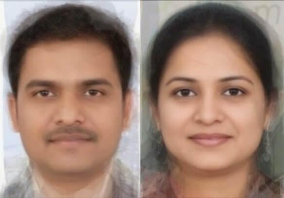 индо-пакистанский тип кожи